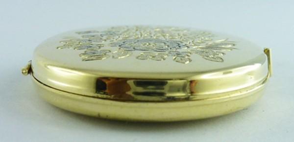 Anhaenger, Medaillon in Gelbgold 585/-, ...