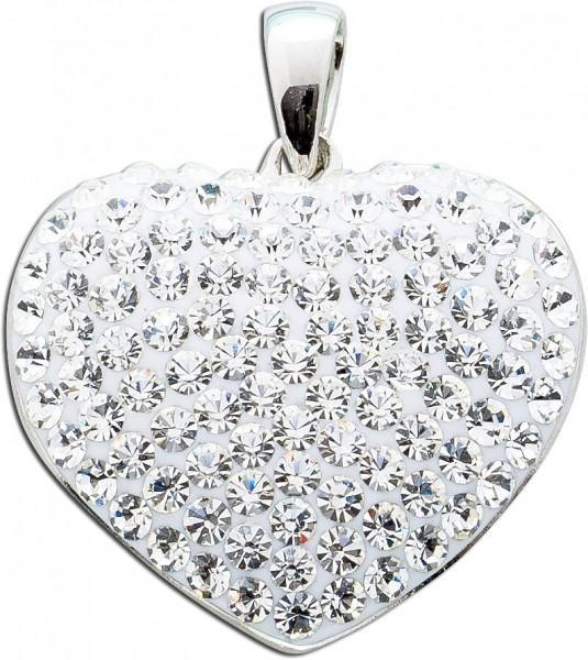 Anhänger Silberanhänger Sterling Silber 925 Herz