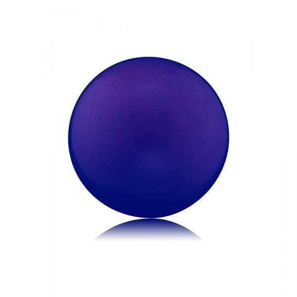 Engelsrufer ERS-07-S kleine Klangkugel in  S aus Metall, blau lackiert 14 mm