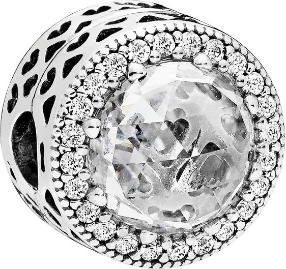 Pandora Clip 796239CZ Sterling Silber 92...