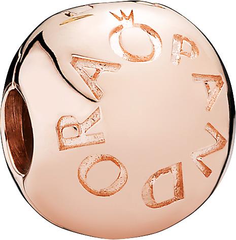 Pandora Clip Rose 781015 rosevergoldet