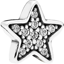 Pandora Medaillon Element 792157CZ Stern...
