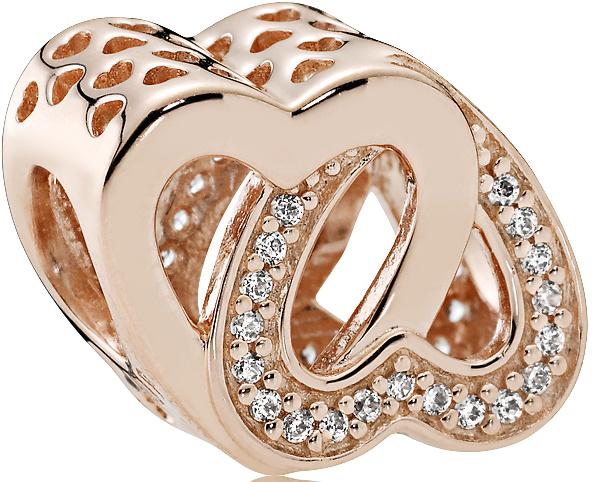 PANDORA SALE – Rose Charm 781880CZ...