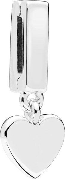 PANDORA SALE REFLEXIONS Anhänger 797643 Floating Heart Sterling Silber