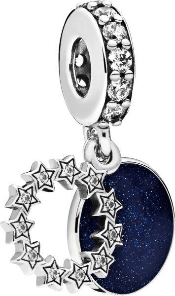 Pandora Charm Anhänger 798433C01 Inspirational Stars