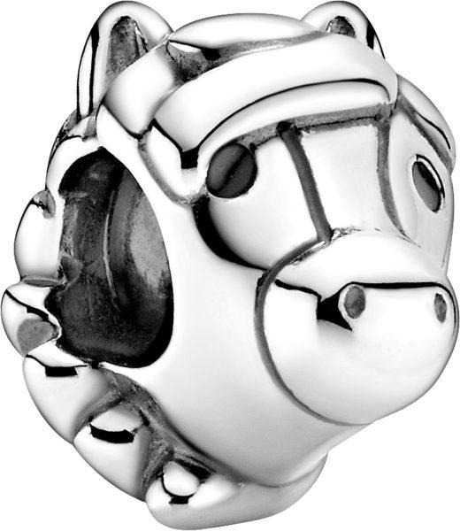 Pandora Passion Charm 799074C01 Horse Silber 925