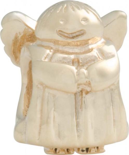 PANDORA Charm Element Engel Modellnummer: 750419 Zauberhafter Engel aus massivem 585/- ( 14 Karat ) Gelbgold Maße ca. 11,8mm x 9,5mm. In Premiumqualität von Deutschlands größtem und günstigstem Schmuckverkäufer. Der Hammerpreis aus Stuttgart! Die Nr. 1