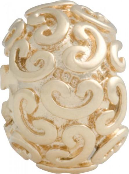 PANDORA Charm Element Nest Modellnummer: 750421 Top Design! Aus massivem 585/- ( 14 Karat ) Gelbgold Maße ca. 10,7mm x 7,4mm. In Premiumqualität von Deutschlands größtem und günstigstem Schmuckverkäufer. Der Hitpreis aus Stuttgart! Die Nr. 1 für Gold, S