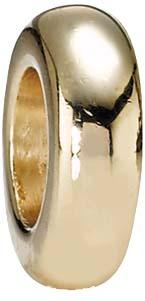 PANDORA 750122 Bead Gelbgold 585/- Zwischenteil