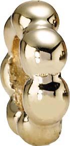 PANDORA Zwischenelement Modellnummer: 750131 Glamouröses Schmuckstück aus massivem 585/- ( 14 Karat ) Gelbgold Maße ca. 8,6mm x 2,9mm. In Premiumqualität von Deutschlands größtem und günstigstem Schmuckverkäufer. Der Hammerpreis aus Stuttgart! Die Nr. 1 f