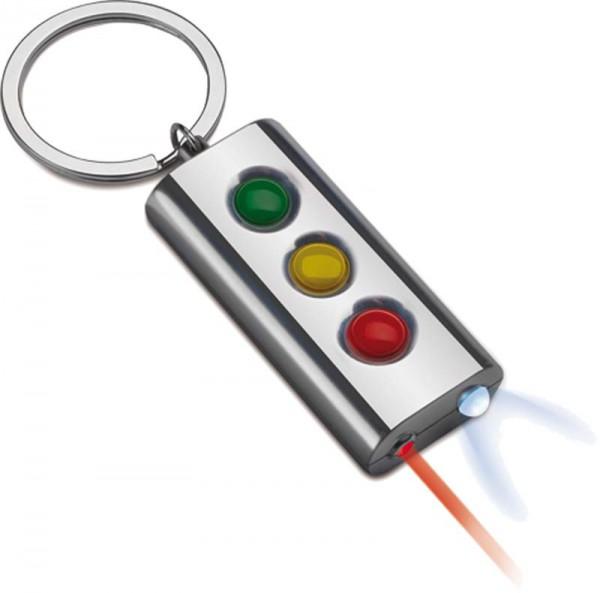 Reflects Menifee, Schlüsselanhänger, Laserpointer LK2, Taschenlampe (LED), Ring zum entfernen, 62x26x13,5mm, Gewicht 30,5g. Ein tolles Geschenk in Topqualität und zum Schnäppchenpreis aus Stuttgart.